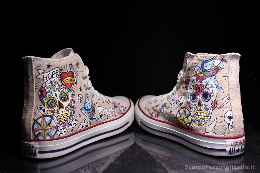 Converse-hi-personalizzate-teschio-messicano-tattoo-14