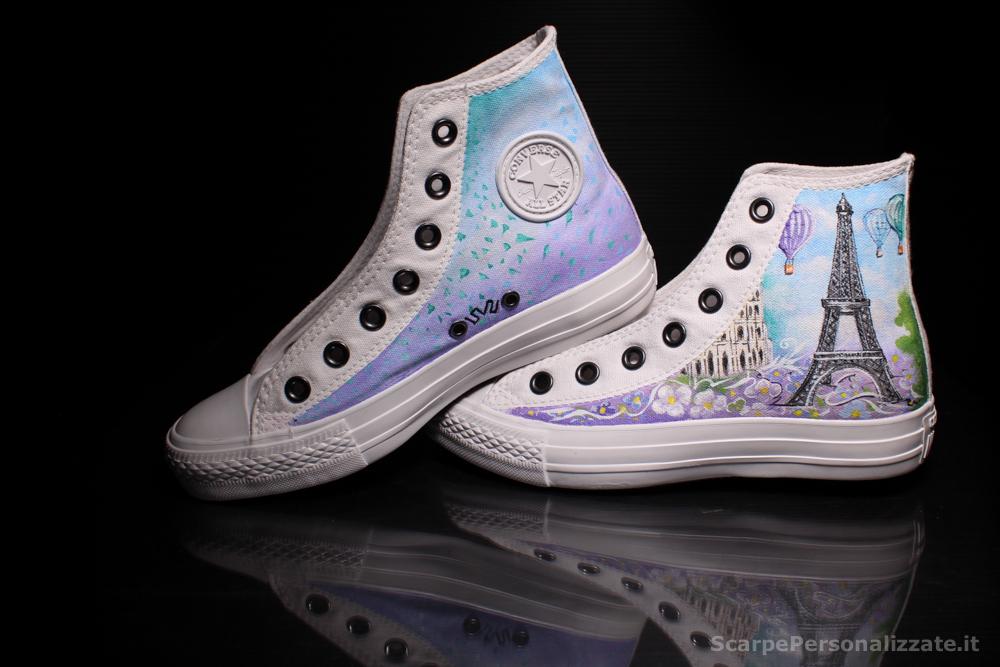 personalizzazione-scarpe-converse-chuck-taylor-hi-francia-parigi-8