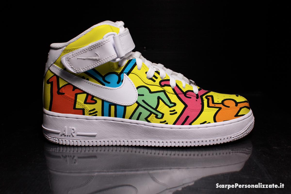 personalizza scarpe nike air force