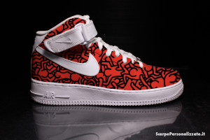 nike-air-force-one-personalizzate-keith-haring-omini-colorati-4