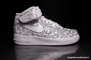 nike-air-force-one-personalizzate-keith-haring-omini-colorati-5