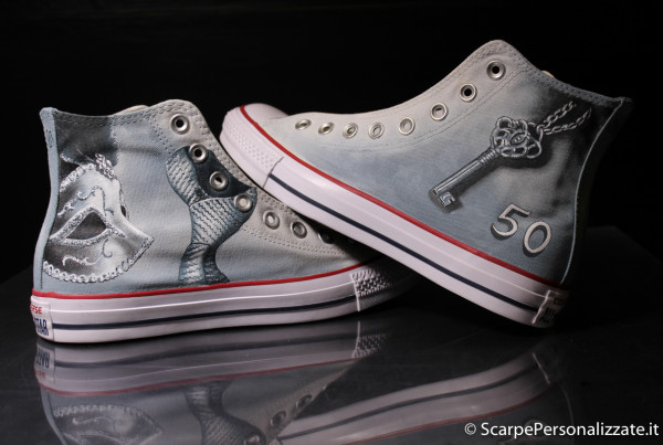 Scarpe Personalizzate – Scarpe Personalizzate Online Converse Vans ... 87ea92553e6