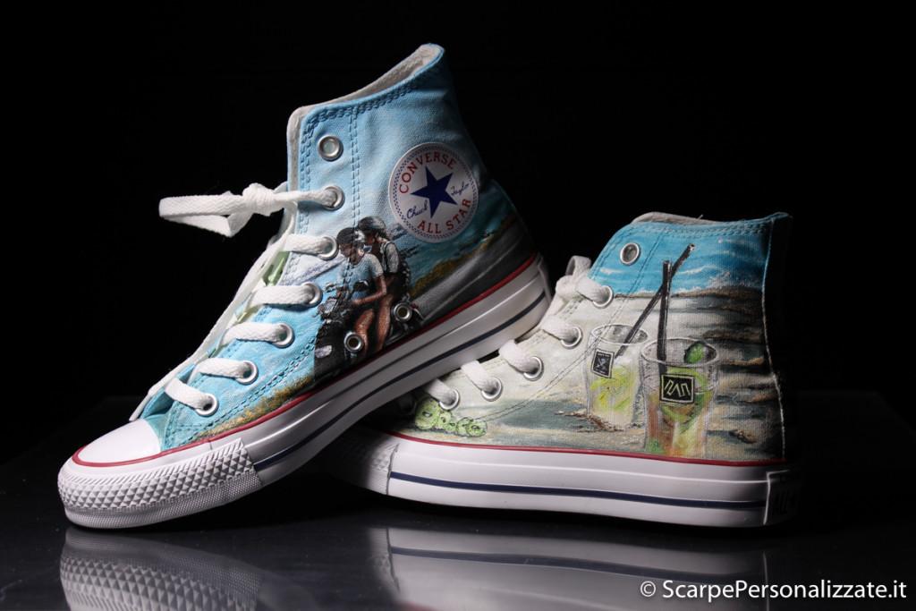 scarpe-personalizzate-ricordi-quadro-mare-formentera-1