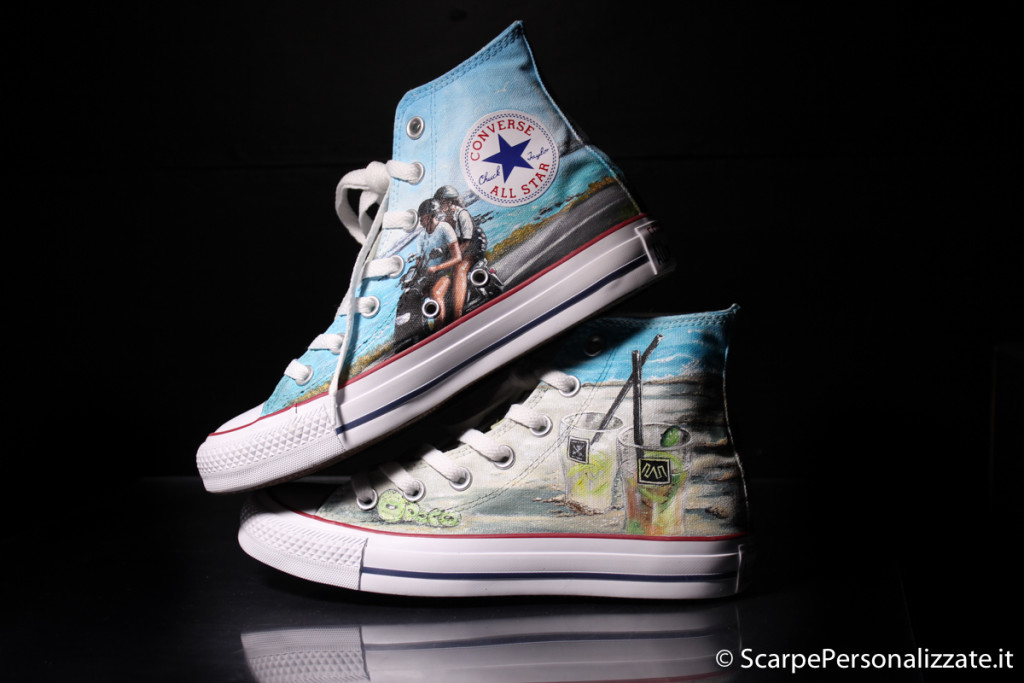 scarpe-personalizzate-ricordi-quadro-mare-formentera-10