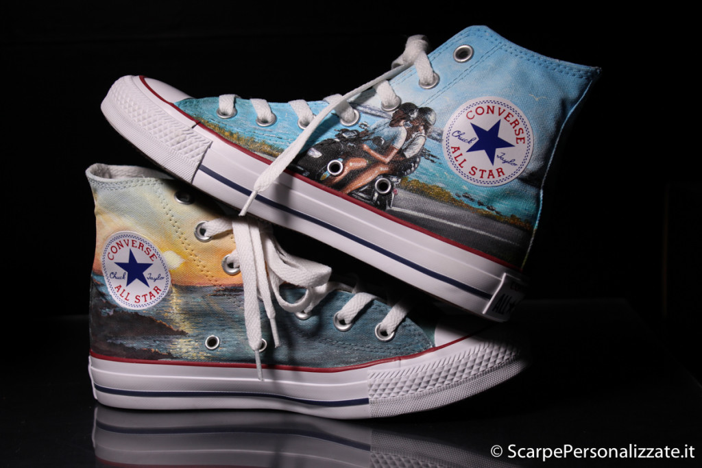 scarpe-personalizzate-ricordi-quadro-mare-formentera-12