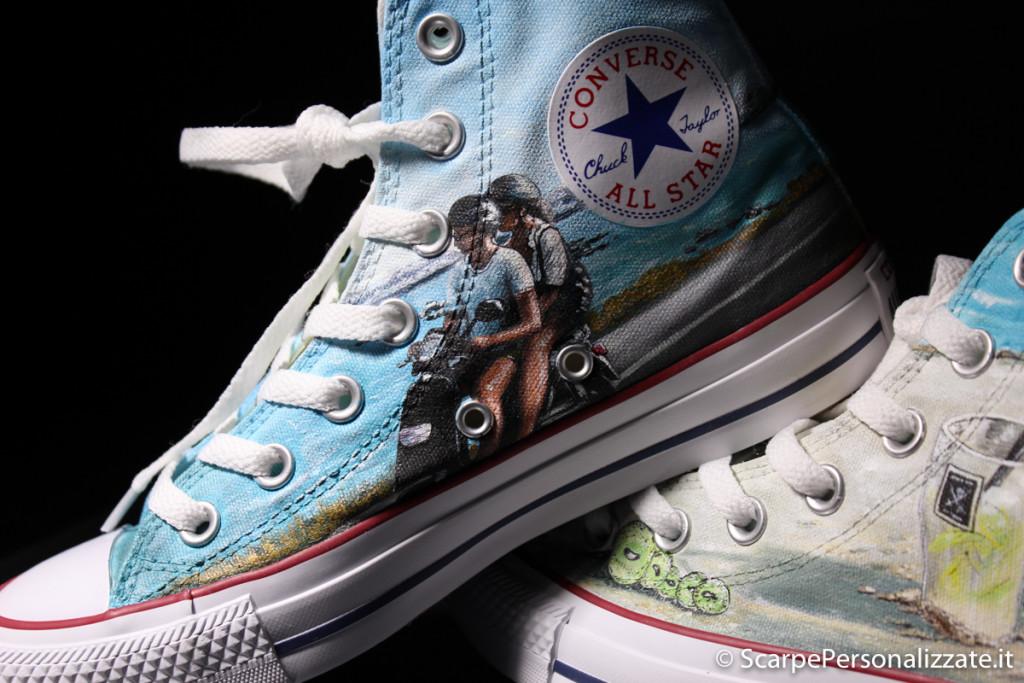 scarpe-personalizzate-ricordi-quadro-mare-formentera-2