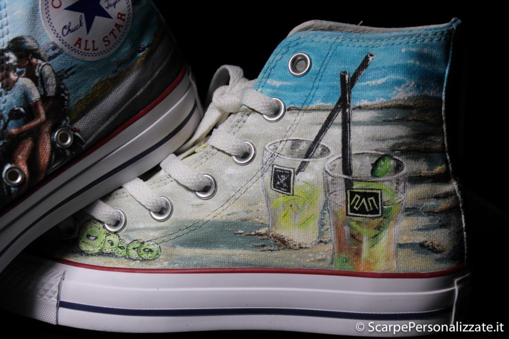 scarpe-personalizzate-ricordi-quadro-mare-formentera-3