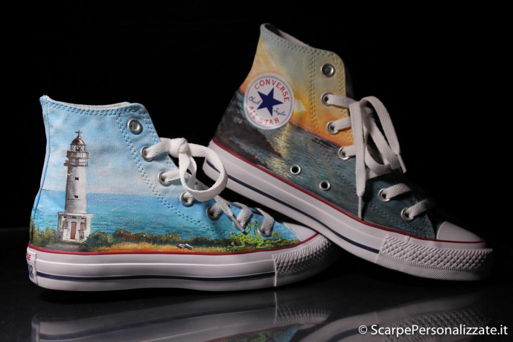 scarpe-personalizzate-ricordi-quadro-mare-formentera-4