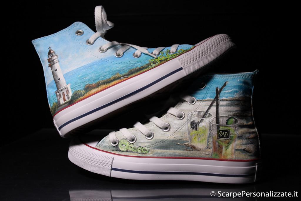 scarpe-personalizzate-ricordi-quadro-mare-formentera-9