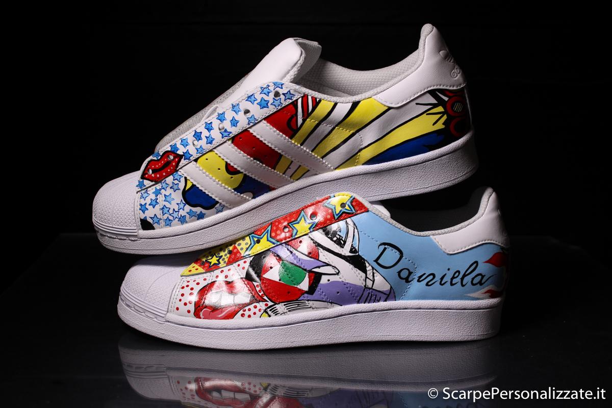 personalizzare scarpe adidas