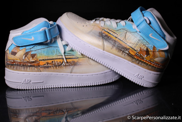 Air Force Nike Colorate