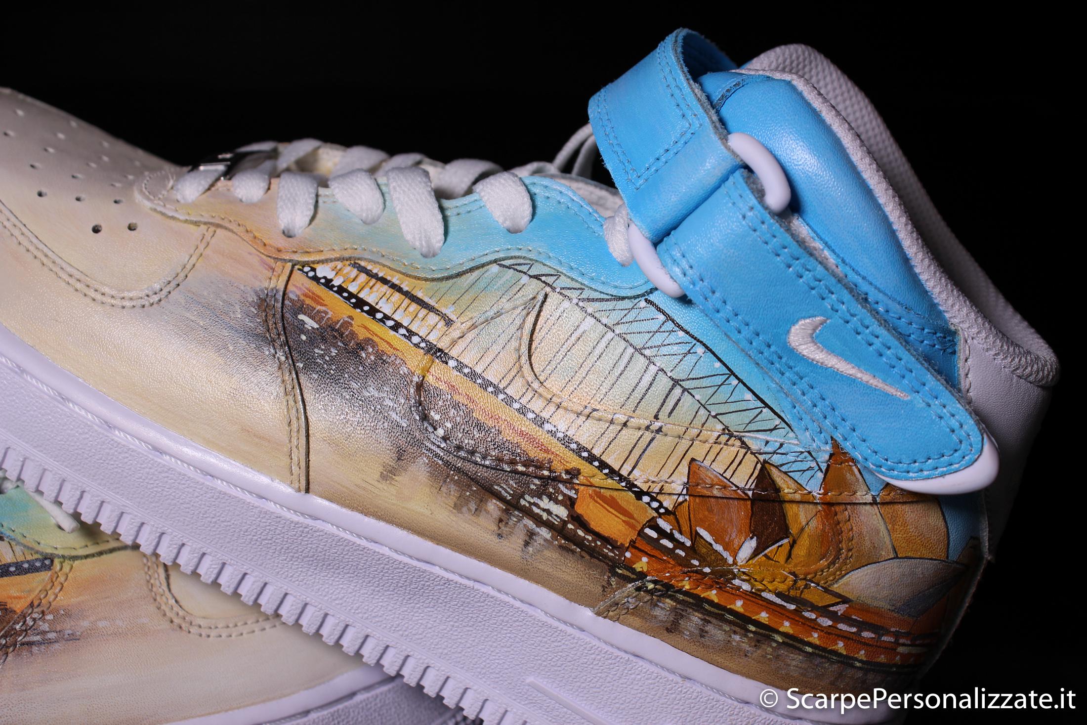 scarpe nike air force one mid