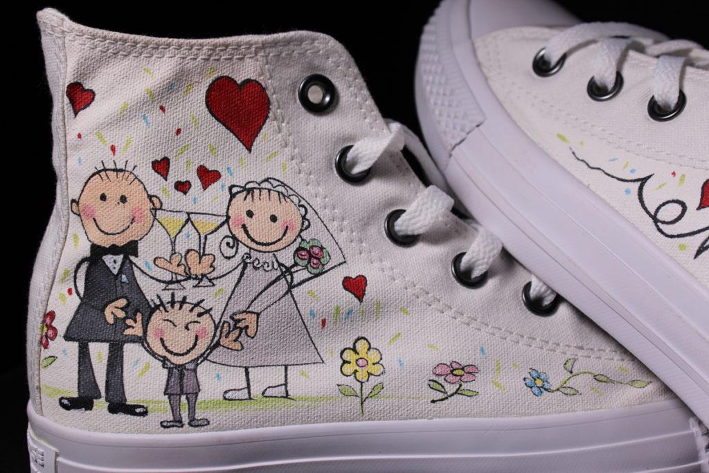scarpe-personalizzate-matrimonio-con-bambino-2